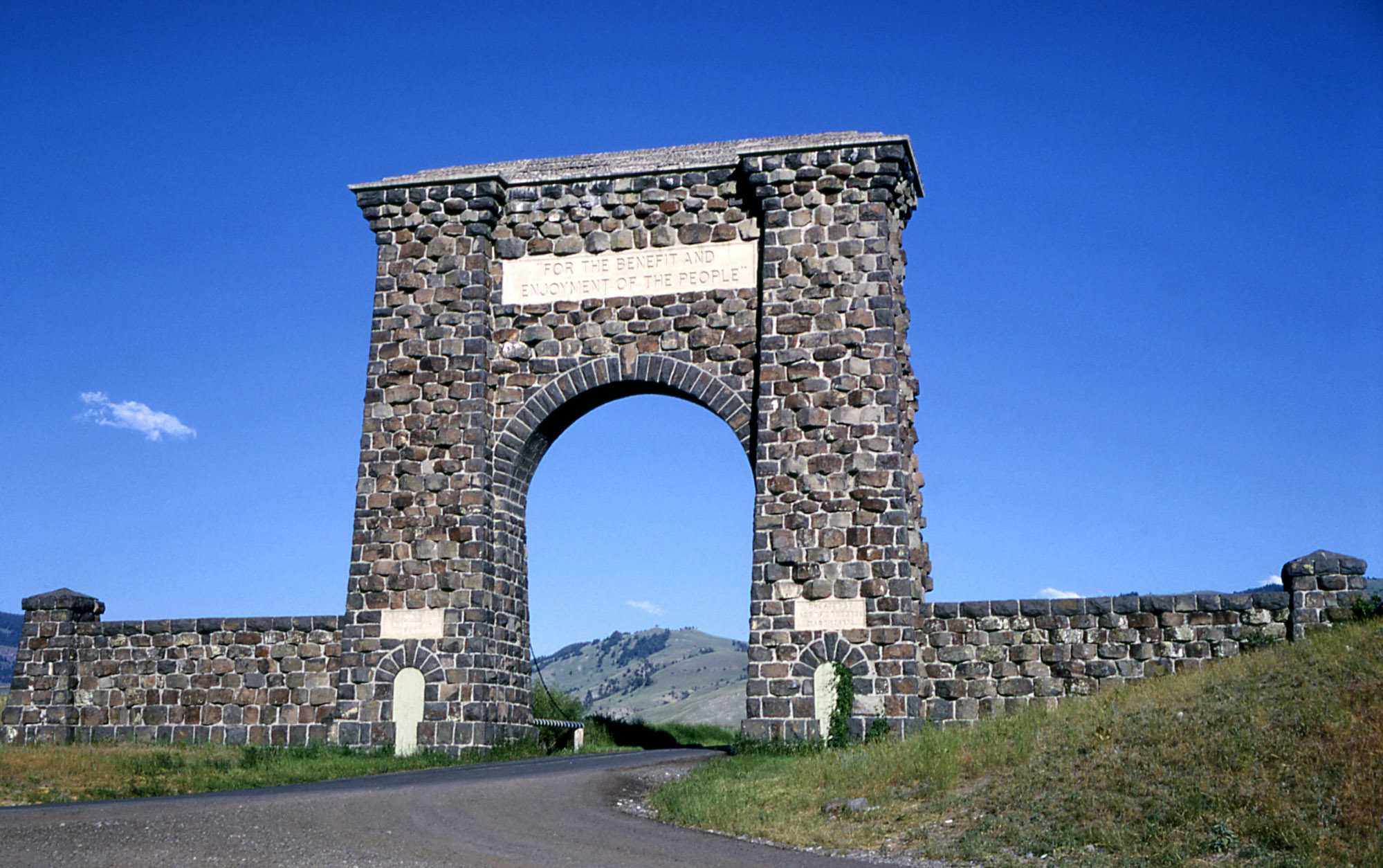 Lots of road construction in 2014 for YNP